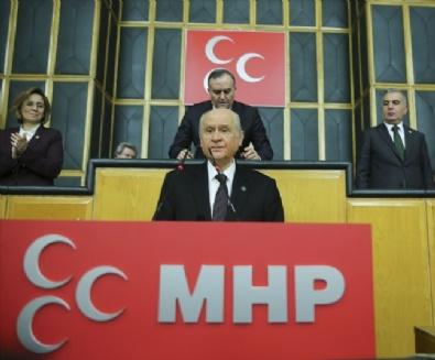 DEVLET BAHÇELİ - MHP TBMM Grup Toplantısı