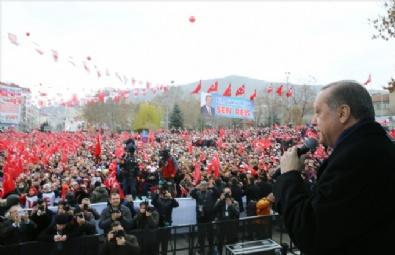 Cumhurbaşkanı Erdoğan, Afyonkarahisar'da