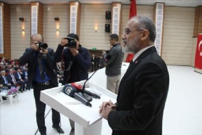 Yalçın Topçu Erzincan'da Referandumu Anlattı