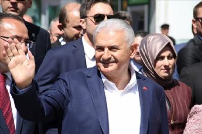 Başbakan Binali Yıldırım Yozgat'ta
