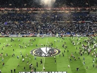 Maç Öncesi Ortalık Karıştı! Fransızlar Sahaya Girdi