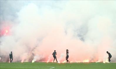 ESKIŞEHIRSPOR - Eskişehirspor-Göztepe maçından en güzel kareler