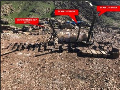 BEYTÜŞŞEBAP - Katoda PKKya Bir Darbe Daha