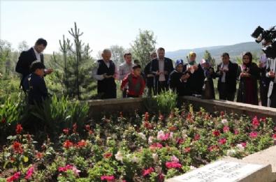 RAMAZAN BAYRAMı - Başbakan Yıldırım Erzincan'da