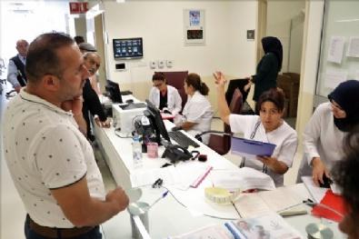 Isparta Şehir Hastanesi'ne Bölgeden Büyük İlgi