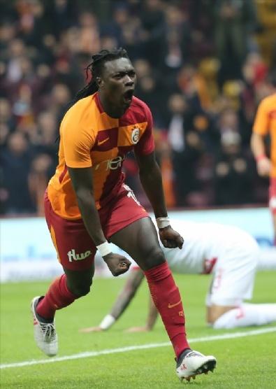 Galatasaray Antalyaspor Maçından En Güzel Fotoğraflar