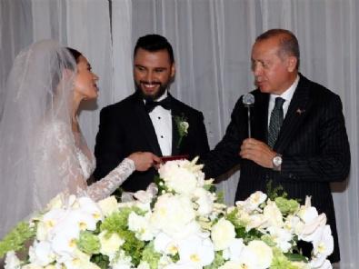 Alişan ve Buse Varol evlendi! İşte düğünden ilk kareler