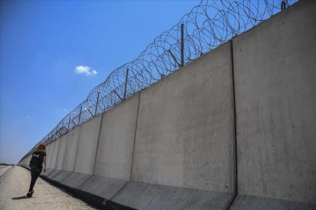 iran - Suriye Sınırında 564 Kilometrelik Güvenlik Duvarı Tamamladı