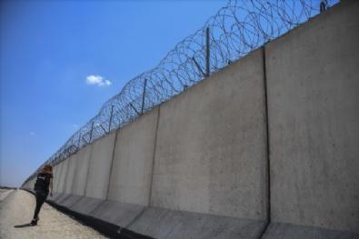 Suriye Sınırında 564 Kilometrelik Güvenlik Duvarı Tamamladı