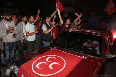 Türkiye Genelinde Kutlamalar Başladı!