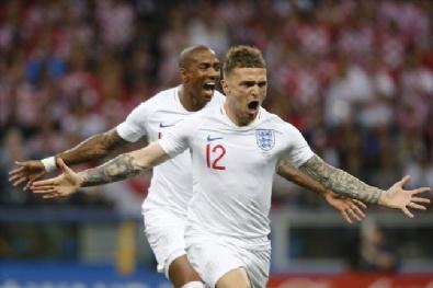 Hırvatistan - İngiltere Maçından En Güzel Kareler