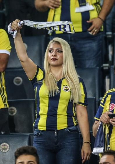 FENERBAHÇE - Fenerbahçe Beşiktaş Maçından En Güzel Kareler