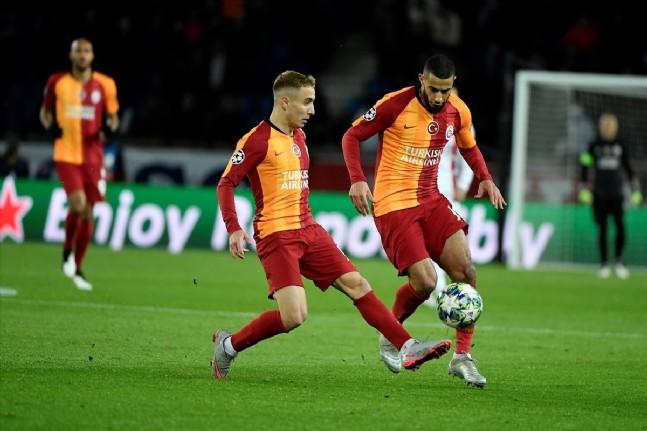 Paris Saint-Germain - Galatasaray Maçından Kareler