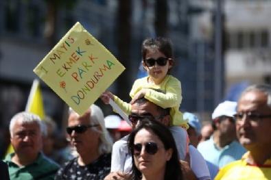 1 MAYıS - Yurttan 1 Mayıs İşçi Bayramı Manzaraları
