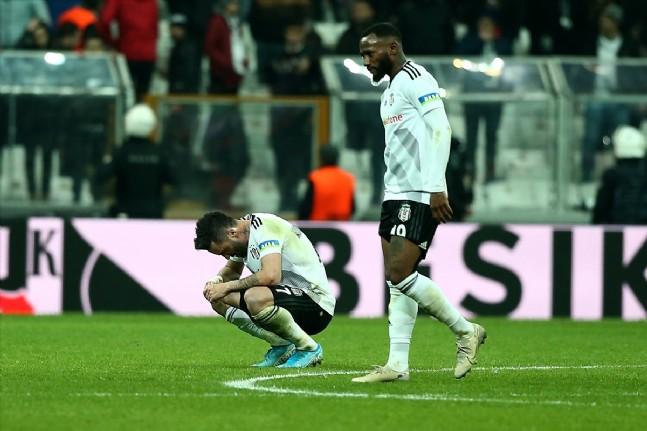 Lider Sivasspor Beşiktaşı Mağlup Etti