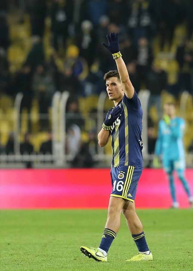 Fenerbahçe - Kayserispor Maçından Kareler!