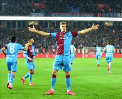 Trabzonspor - Fenerbahçe Maçından Kareler!