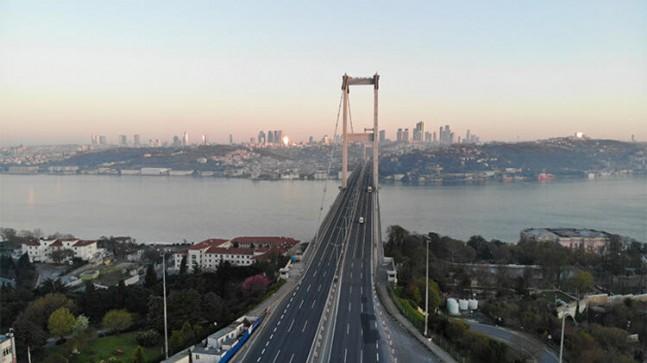 Sokağa Çıkma Yasağı Başladı! Bu Sabah İstanbul...