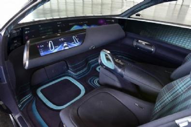 GÜNEY KORELİ - İşte Geleceğin Otomobili! Hyundai Bombayı Patlattı...