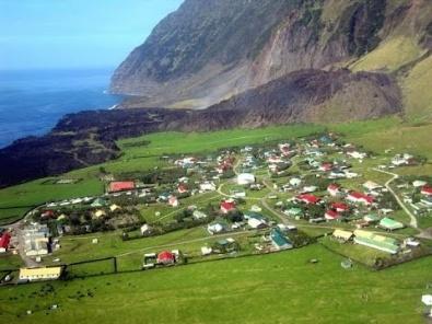 Dünyanın En İlginç Adası: Tristan Da Cunha