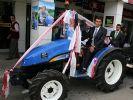 'Üretici kart' traktör kazandırdı