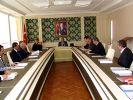 Adıyaman İstihdam ve Mesleki Eğitim Kurulu toplandı