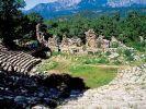 Antalya'nın antik tiyatroları