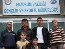 Erzurumlu cimnastikçiler İzmir yolcusu