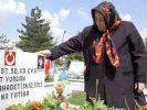 Şehit ailelerinden PKK'lılar için itiraz