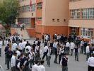 Tüm okullar 1 gün tatil edildi