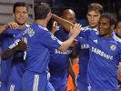 Chelsea liderliğini sürdürdü