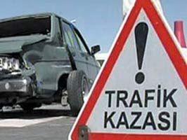 DURSUN KURT - Van'da trafilk kazası: 1ölü