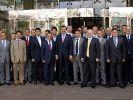 TOBB Başkanı Hisarcıklıoğlu, Kiev'de Türk işadamları ile bir araya geldi