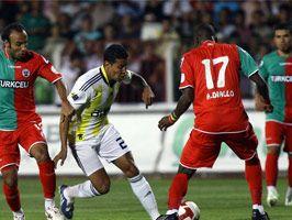 GUIZA - Fenerbahçe, Diyarbakırspor'u ikinci yarıda çözdü