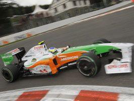 SEBASTIEN BUEMI - Formula 1'de Sürpriz