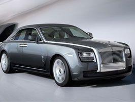 Yeni Rolls Royce tanıtıldı.