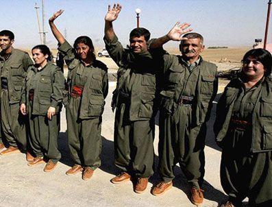 Dağdan gelen PKK üyesi sert konuştu