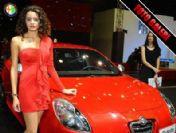 Auto Show 2010'da 500 milyon TL mankenlere harcandı