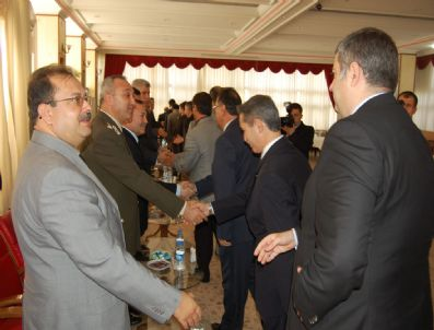 CAFER TATLıBAL - Kahramanmaraş'ta Bayramlaşma