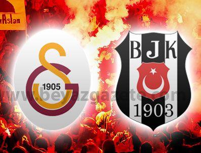 NONDA - Galatasaray Beşiktaş maçı özeti ve golleri izle