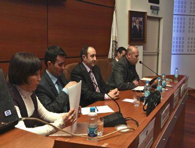 MAKSIM GORKI - 'Türk Dünyasında Edebiyata Yön Verenler' Paneli