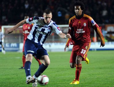 KEWELL - Galatasaray'ın muhteşem dönüşü