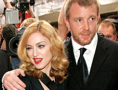 GUY RİTCHİE - Madonna'yı hala seviyorum