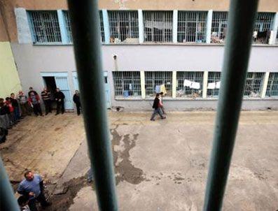Cezaevinde kavga çıktı: 1 yaralı