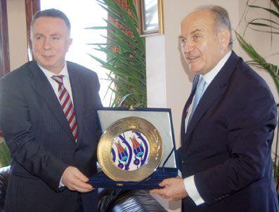 YUSUF ERBAY - İstanbul Büyükşehir Belediye Başkanı Topbaş Yalova'da