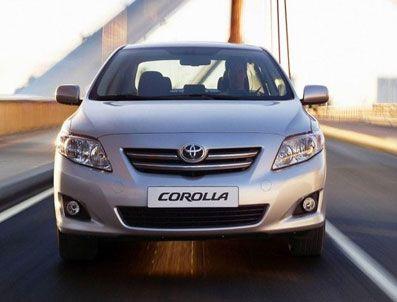 Toyota'nın satışları Mart'ta yüzde 26,3 arttı