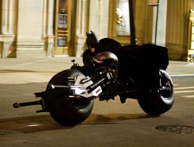 Batman'in Motoru Satışa Sunuldu