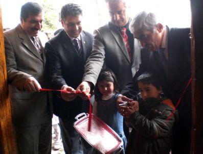 HARUN YENICE - Kars'ta Ana Sınıfı Öğrencileri Sergi Açtı