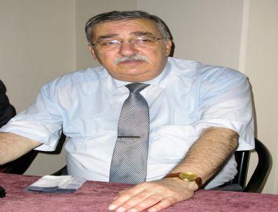 BIRCAN AKYıLDıZ - Kamu-sen Genel Başkanı Akyıldız Sinop'ta