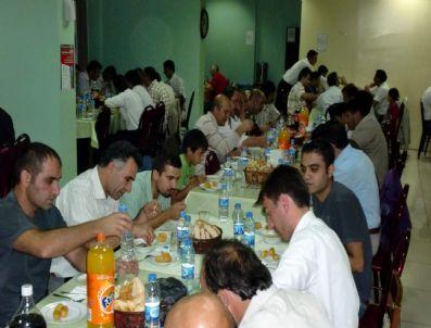 HARUN YENICE - Türk Eğitim-sen Üyeleri İftar'da Buluştu